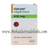 Roche Valcyte Valganciclovir