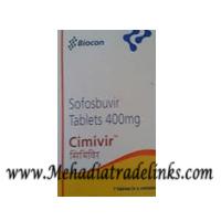 Biocon cimvir Natco hepcinat Generic Sovaldi Sofosbuvir