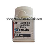 Pfizer crizalk crizotinib