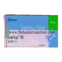 Biocon evertor everolimus
