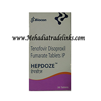 Biocon Tenofovir hepdoze