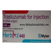 Mylan hertraz Trastuzumab