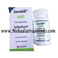 Gilead sovaldi Natco hepcinat Generic Sovaldi Sofosbuvir
