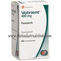 votrient GSK Pazopanib